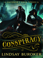 Conspiracy (The Emperor's Edge Book 4)