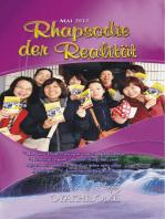 Rhapsody of Realities May 2012 German Edition