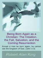 Being Born Again as a Christian