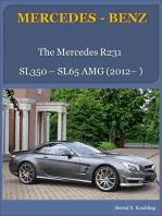 The Mercedes R231 SL