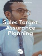 Sales Target Assurance Planning