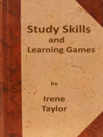 Study Skills and Learning Games