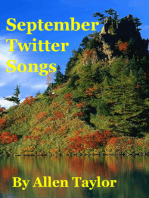 September Twitter Songs