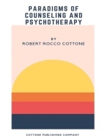 Paradigms of Counseling and Psychotherapy