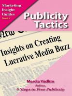 Publicity Tactics