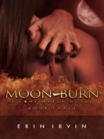 Moon-Burn (Lone March #3)