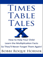 Times Table Tales