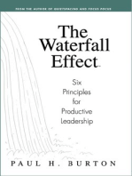 The Waterfall Effect