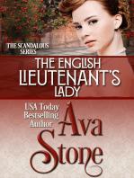 The English Lieutenant's Lady (Regency Romance Book 2)