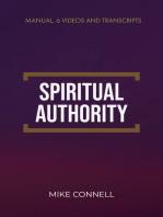 Spiritual Authority (Training Manual)