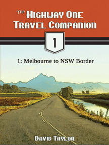 The Highway One Travel Companion: 1: Melbourne to NSW Border