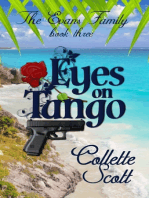 Eyes on Tango (The Evans Family, Book Three)