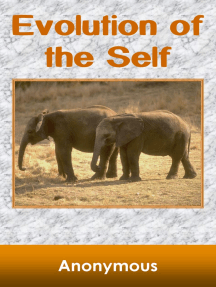 Evolution of the Self