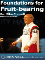 Foundations for Fruitbearing (sermon)