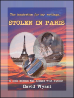 The Inspiration For My Writings... STOLEN IN PARIS