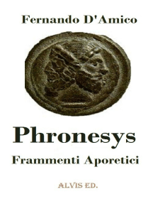 Phronesys: Frammenti Aporetici