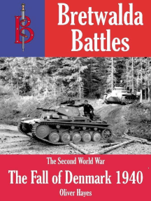 The Fall of Denmark (1940) - part of the Bretwalda Battles series