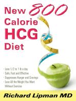 The New 800 Calorie HCG Diet