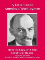 Lenin's Letter to the American Workingmen