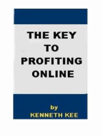 The Key to Profiting Online