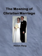 The Meaning of Christian Marriage