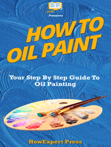 How To Oil Paint
