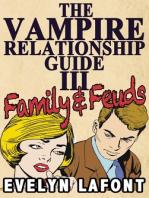 The Vampire Relationship Guide, Volume 3