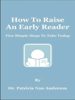 How To Raise An Early Reader