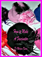 How to Make Fascinators