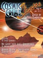 Cosmic Crime Stories #4
