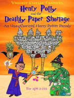 Henry Potty and the Deathly Paper Shortage: The Unauthorized Harry Potter Parody