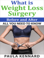 What Is Weight Loss Surgery