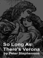 So Long As There's Verona