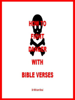How to Fight Danger with Bible Verses