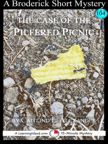 The Case of the Pilfered Picnic: A 15-Minute Broderick Mystery