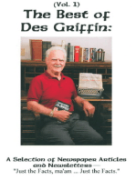 The Best of Des Griffin -Vol. I