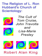 The Religion of L. Ron Hubbard's Church of Scientology