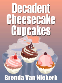 Decadent Cheesecake Cupcakes