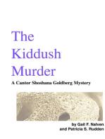 The Kiddush Murder