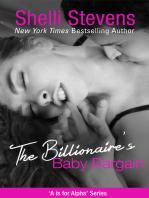 The Billionaire's Baby Bargain