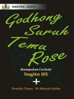 Godhong Suruh Temu Rose (Javanesse Short Stories)
