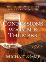 Confessions of a Bible Thumper