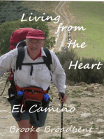 Living from the Heart with Lessons from the Camino de Santiago