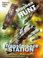 Transference Station (Book 2 of the Sliding Void science fiction series)