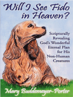Will I See Fido in Heaven?