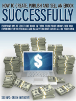 How to Create, Publish, & Sell an eBook Successfully