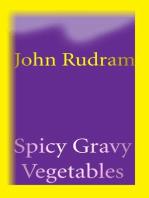Spicy Gravy Vegetables