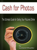 Cash for Photos