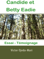 Candide et Betty Eadie
