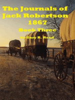 The Journals of Jack Robertson-1867 Book Three